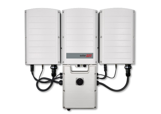SolarEdge Three Phase Inverter Sunrise Power Solutions Albury Wodonga